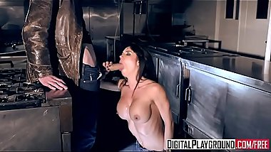 (Brooklyn Blue, Danny D, Franceska Jaimes) - BlowBack - DigitalPlayground