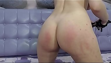 British College Girl LaLaCams.com Wild Teen Cam Girl Masterbates Awesome
