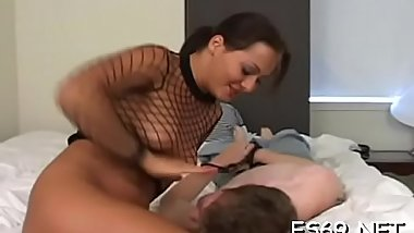 Kinky sweethearts are doing facesitting and enjoying it a lot