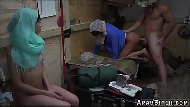 Arab fucks white guy first time Operation Pussy Run!