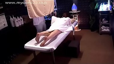 Naked massage gone wild