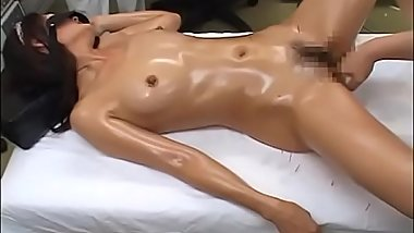 Japanese Acupuncture Orgasm.