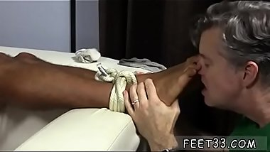 Black gay men fuck doctor first time Mikey Tied Up &amp_ Worshiped