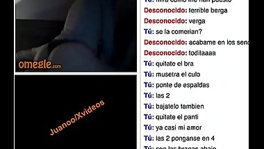 Omegle - Bisexuales me ven (parte 2)