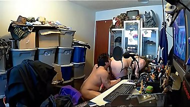 xxxHot-Rodxxx'_s &quot_The Mega Ass Worshiper&quot_ Fucking in an office - Trailer