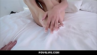 Hot Tiny Teen Emily Willis Picked Up By Stranger At Park And Fucked To Orgasm POV