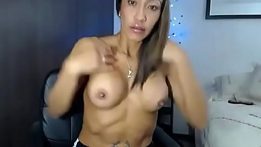 Hot young chick dance - Watch more on wWw.QueensWebcam.ML