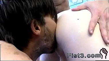 Mature gay fisting stories first time First Time Saline Injection for