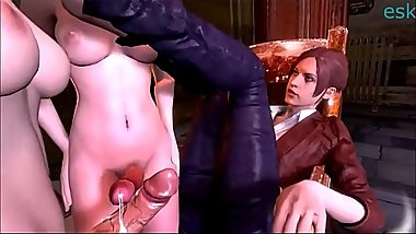 Resident merciless Futa Compilation - full video on http://hotsexviews.com/74520-2/