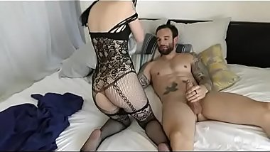 Charlotte Sartre fucked hard by HUGE cock