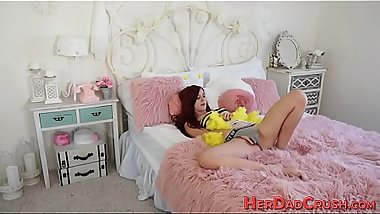 Pov stepteen spermed on