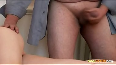 totalCFNM - Naked guy gets a handjob from two gals