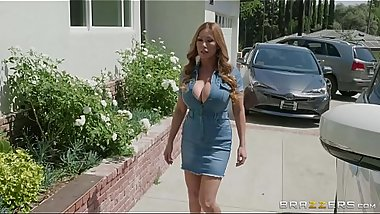 New To The Neighborhood Kianna Dior &amp_ Keiran Lee Pornstars Like it Big at http://bit.ly/brazzersfull