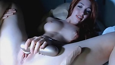 Dripping Wet and Vibrating Pussy on CamBova.com