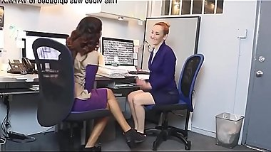 Stepdaughter interns fuck