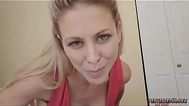 Mom shows associate'_ duddy pussy Cherie Deville in Impregnated By My