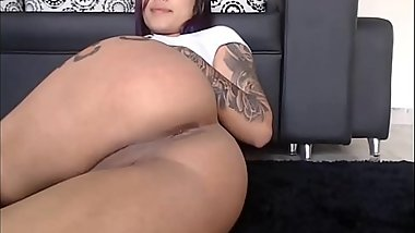 cute latina shemale