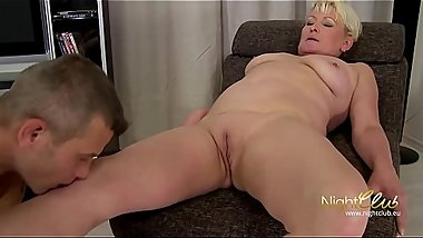 Young Cock For Granny Pussy