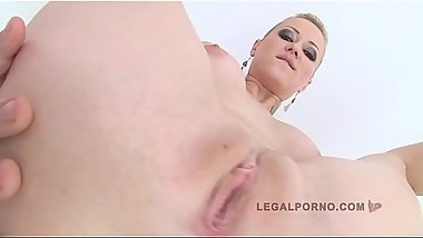LEGALPORNO FULL SCENE - Lola Wan &amp_ Victoria Redd Get Fucked Ass to Pussy