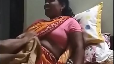 Tamil maid pussy licked my owner