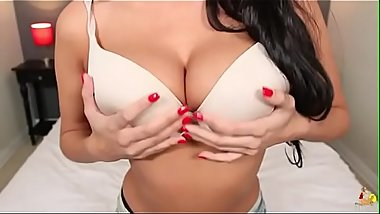 French beauty Anissa Kate lets you cum inside her tight, thick pussy