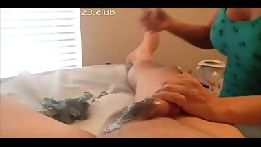 Oldiies shaving dick hairs