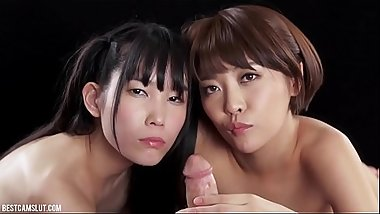Japan two Girl Cum-Play Compilation - bestcamslut