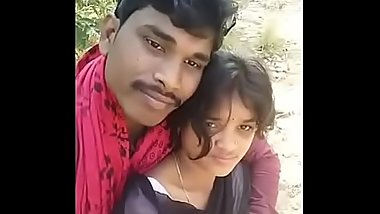 desi village girlfriend and boyfriend kiss enjoying secret meeting