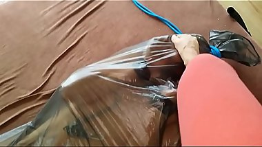 Breathplay in plastic bag 2
