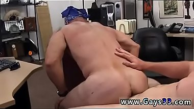 Public slamming  gay first time Snitches get Anal Banged!
