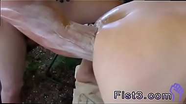 Male double ass fisting gay Fisting Orgy and Jerk Off