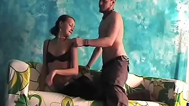 Non-professional boyfriend films his hawt lover doing nasty stuff