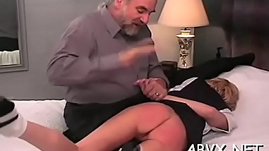 Amateur older crazy bondage xxx scenes in dirty scenes